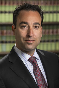 Attorney Larry Minasian